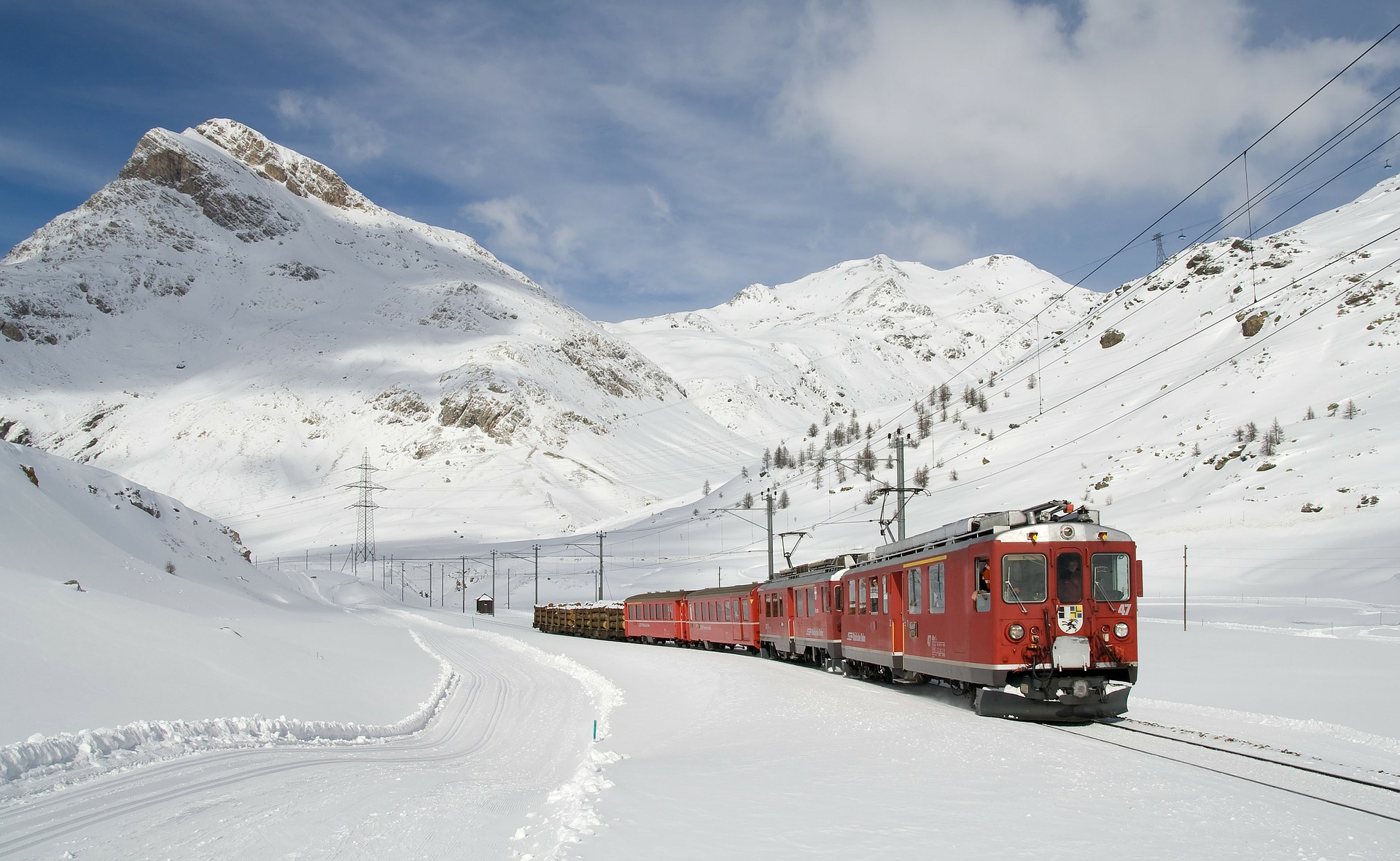 Railway Switzerland | Backpacking with Bacon | Travel Blog
