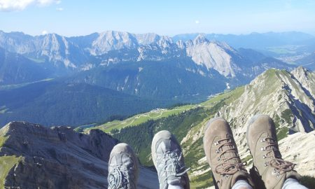 Backpacking with Bacon | Hiking Travel Blog | Austrian Hiking Feet