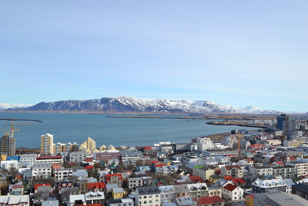 reykjavik water