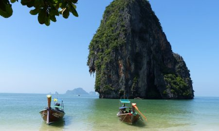 Backpacking with Bacon | Backpacking Travel Blog | Krabi