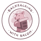 Backpacking with Bacon | Backpacking Travel Blog