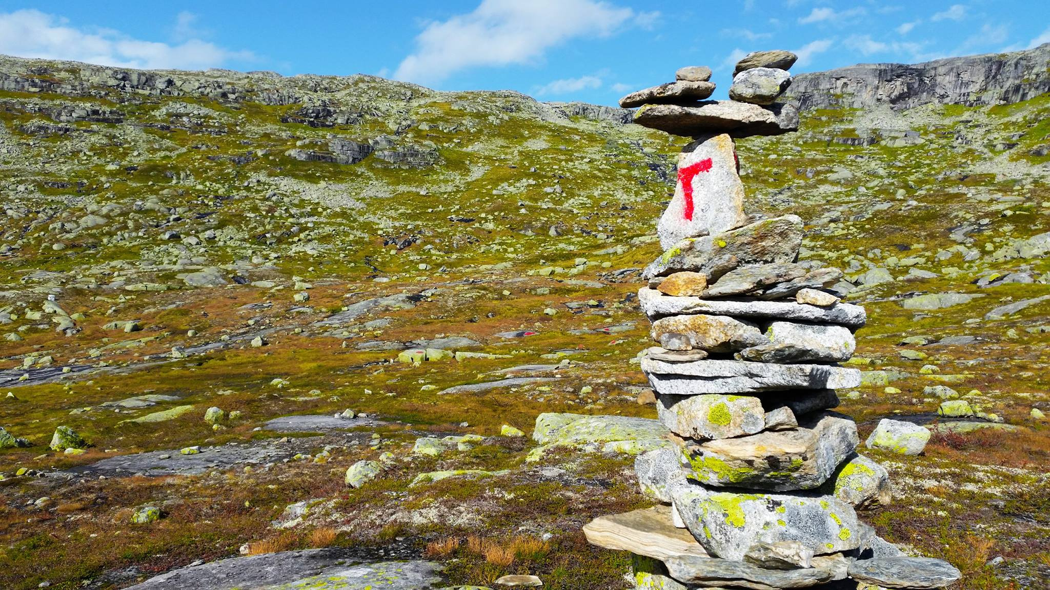 Solo Travel Blog | Backpacking with Bacon | Trolltunga Rocks