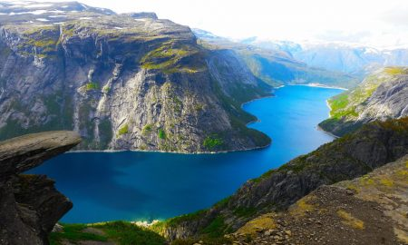 Solo Travel Blog | Backpacking with Bacon | Trolltunga