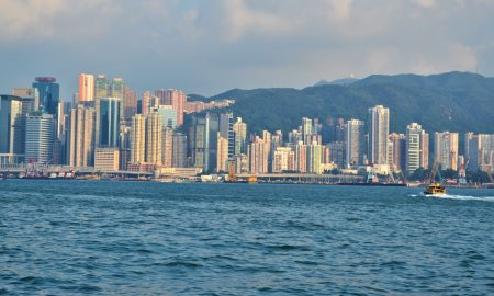 Hong Kong Skyline | Backpacking with Bacon | Things to do in Hong