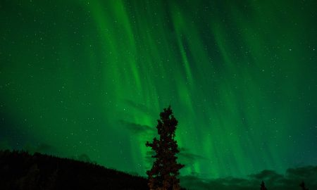 Northern Lights | Backpacking with Bacon | Backpacking Tips