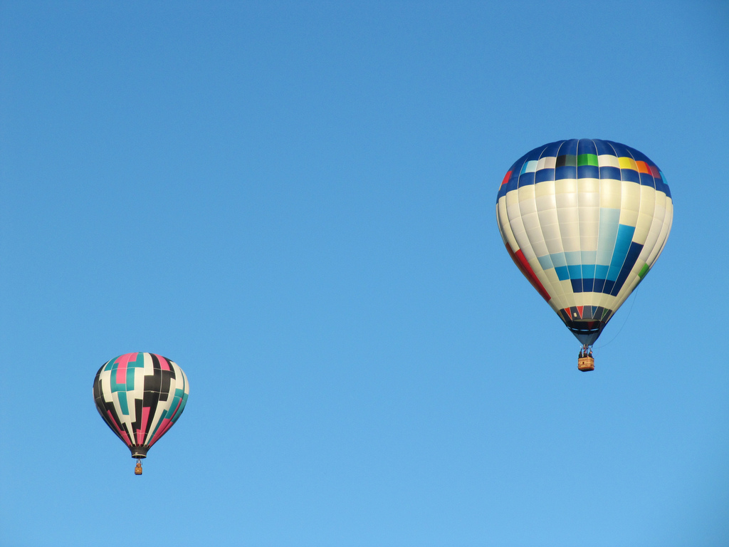 Hot Air Balloon   Backpacking with Bacon   Female Solo Travel Blog