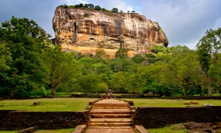 Sigiriya Rock | Backpacking with Bacon | UK Solo Travel Blog