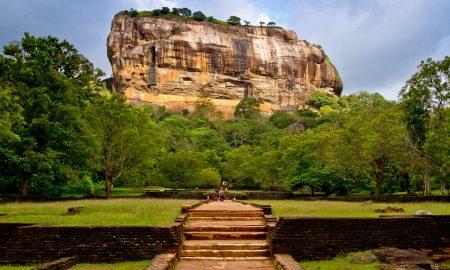 Sigiriya Rock | Backpacking with Bacon | UK Solo Travel Blog