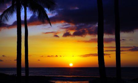 Hawaii Sunrise| Backpacking with Bacon | UK Travel Blog