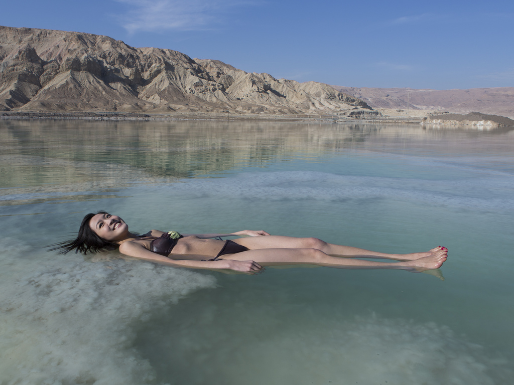 The Dead Sea| Backpacking with Bacon |Hiking Blog