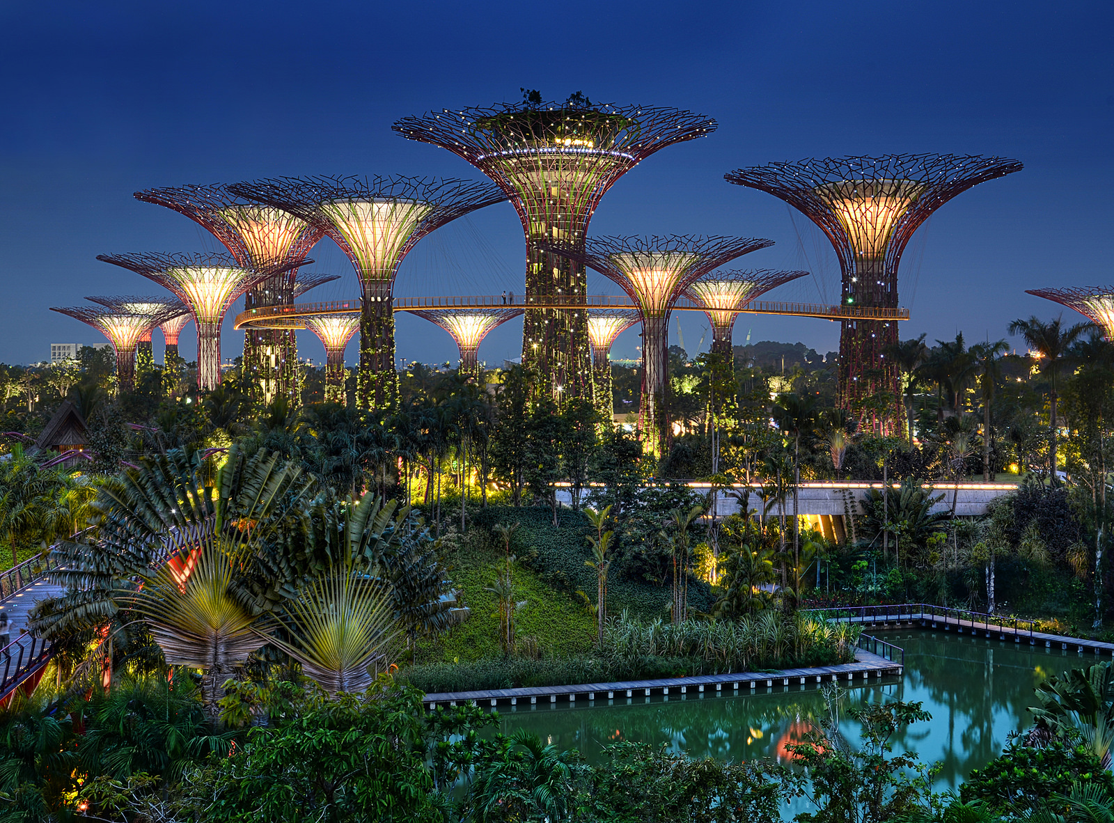 Singapore Gardens | Backpacking with Bacon | Solo Female Travel