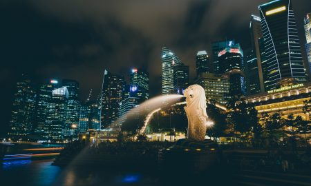 Singapore Lion | Backpacking with Bacon | Solo Female Travel