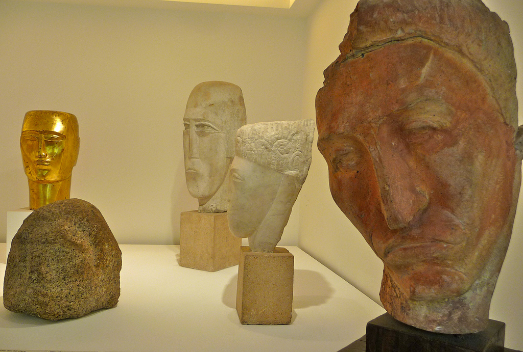 Musee Zadkine | Backpacking Europe Blog | Backpacking with Bacon