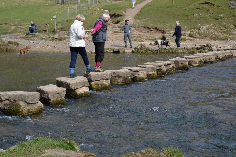 Stepping Stones | 24 Hours in the Peak District | Backpacking with Bacon