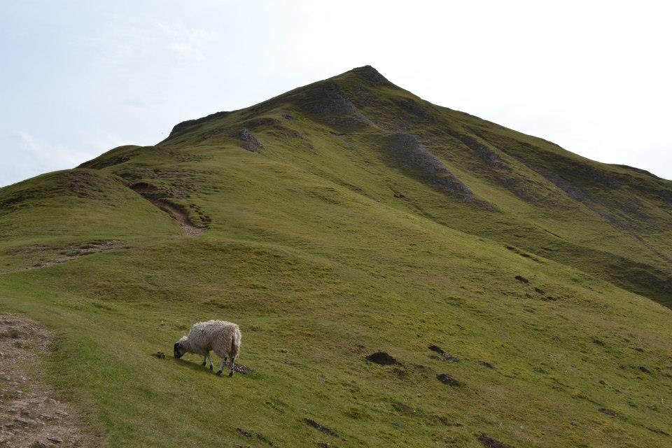 White Cloud | 24 Hours in the Peak District | Backpacking with Bacon
