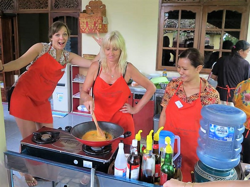 Cooking Class Bali | Backpacking in Bali
