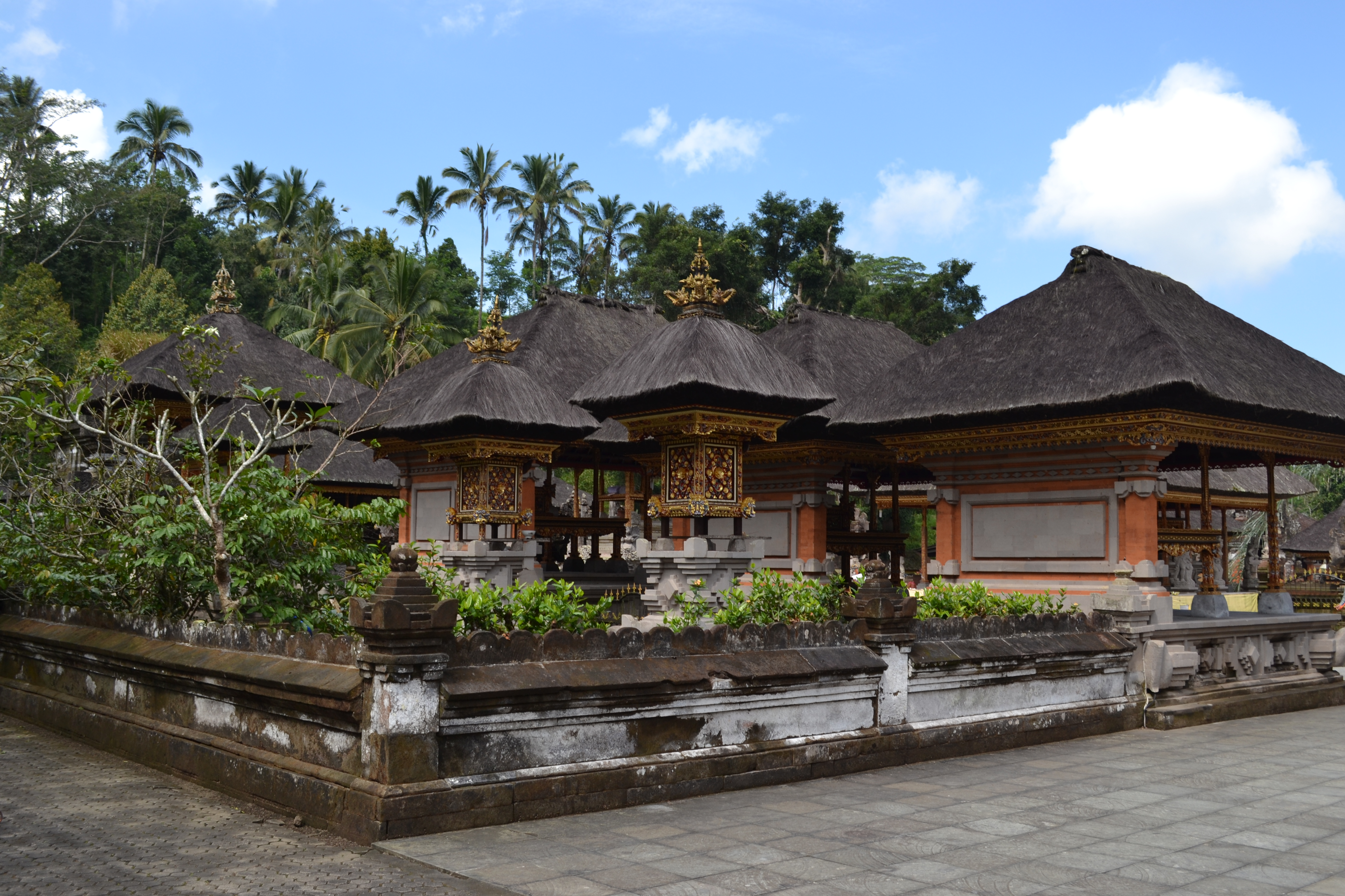 Bali Temple | Solo Travel Bali | Backpacking with Bacon