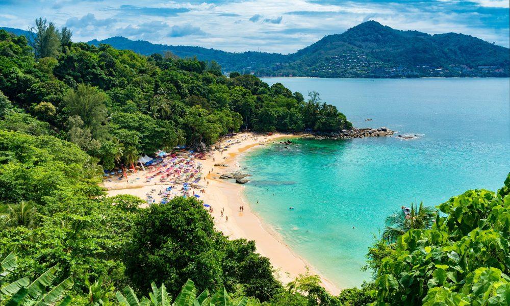 Phuket Beach| Backpacking in Phuket | Backpacking with Bacon