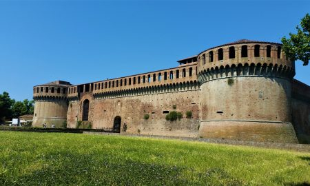 Imola Castle | Imola in Musica | Backpacking with Bacon