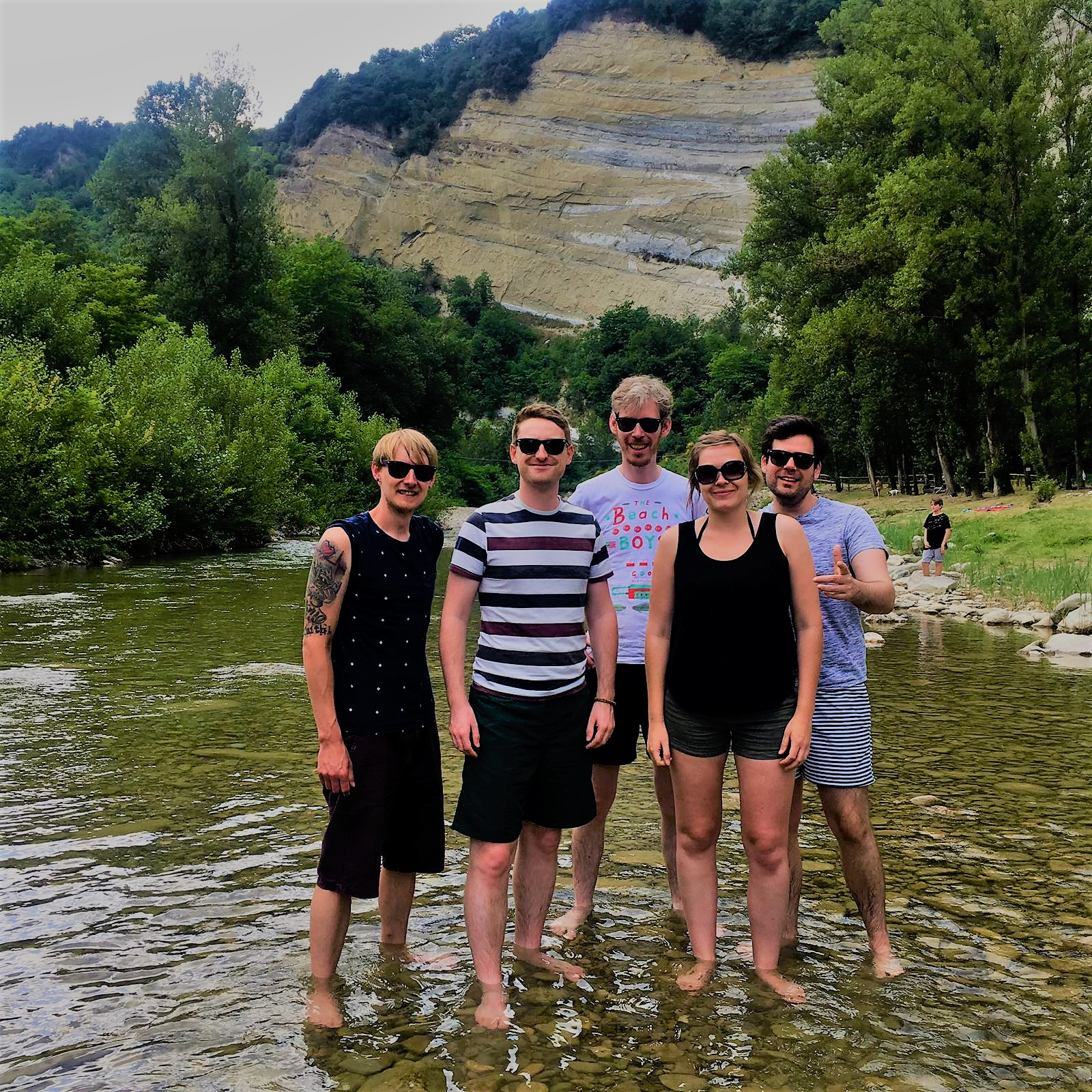 River | Imola in Musica | Backpacking with Bacon