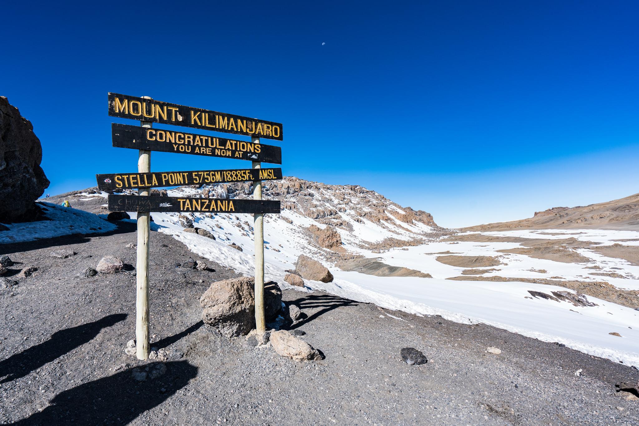 Climbing Kilimanjaro | Backpacking in Tanzania | Solo Backpacking UK Blog
