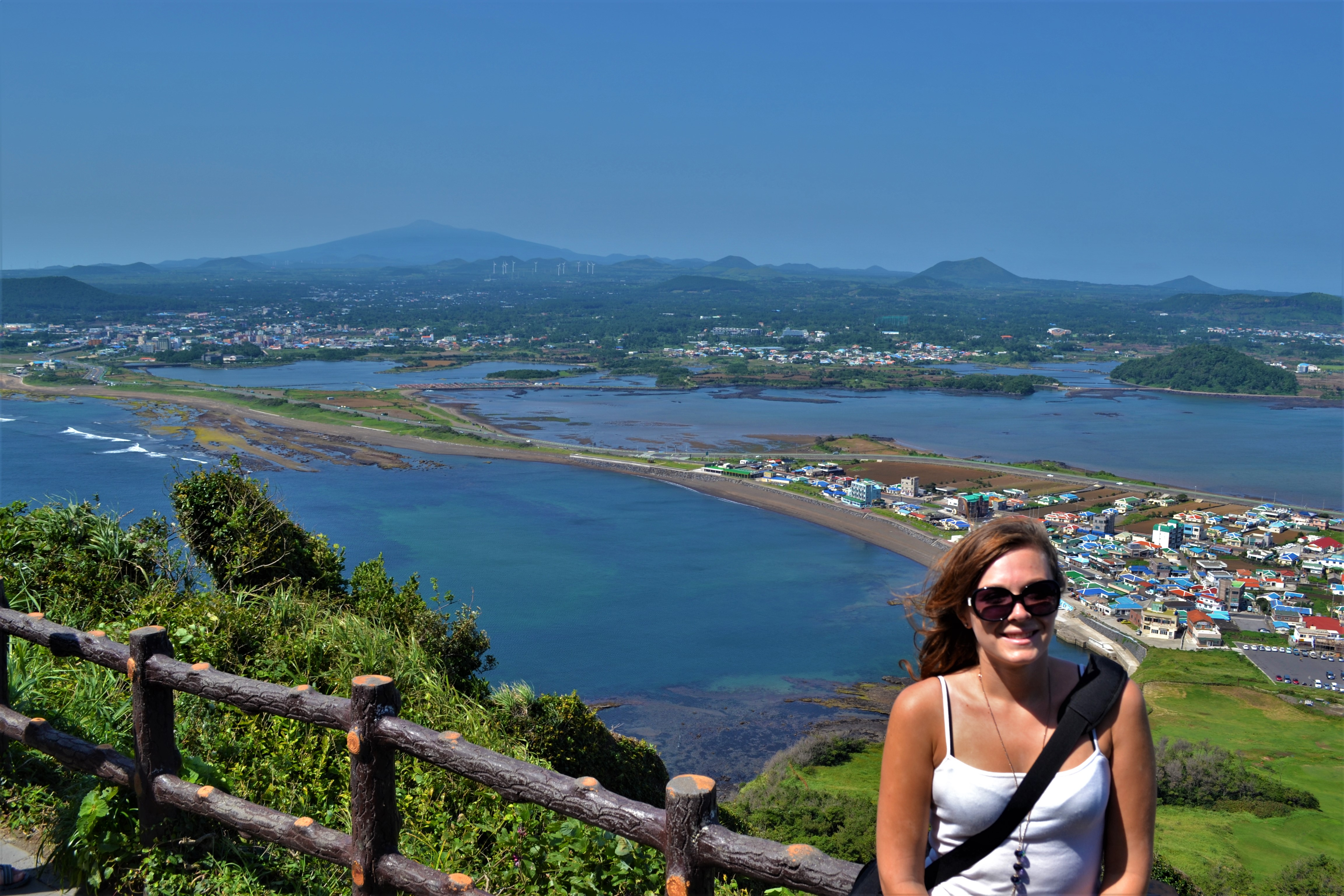 Jeju Island Hiking | Why Booking Last Minute is Smart | Backpacking with Bacon