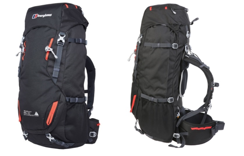 berghaus rucksack | Backpacking with Bacon | Hiking Tips