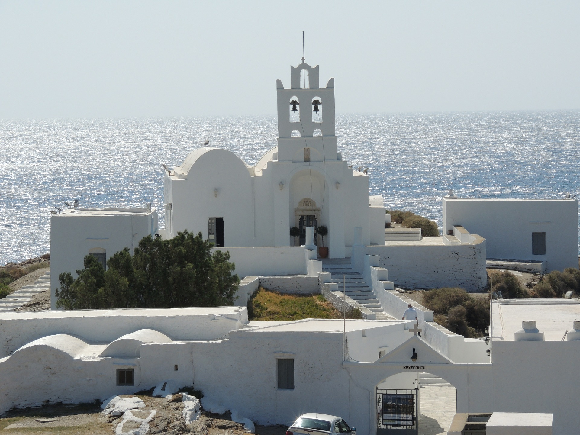 Sifnos | Unexpected Destinations | Backpacking with Bacon