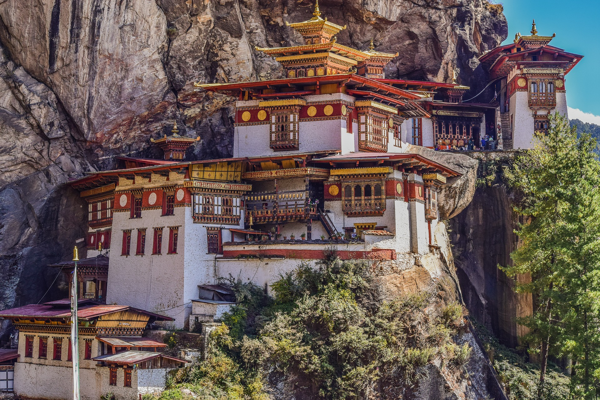 Bhutan | Unexpected Destinations | Backpacking with Bacon