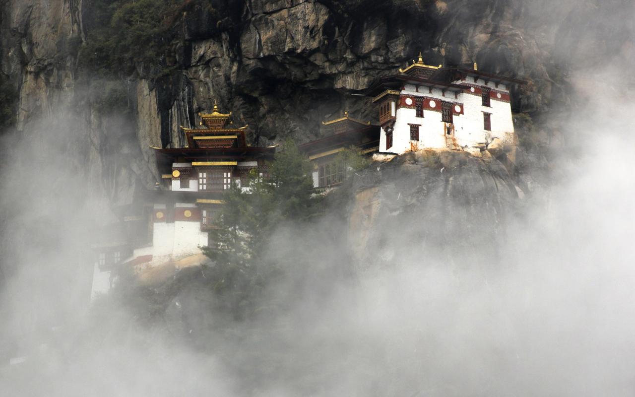 Paro Taktsang | Backpacking with Bacon | Budget Travel Blog