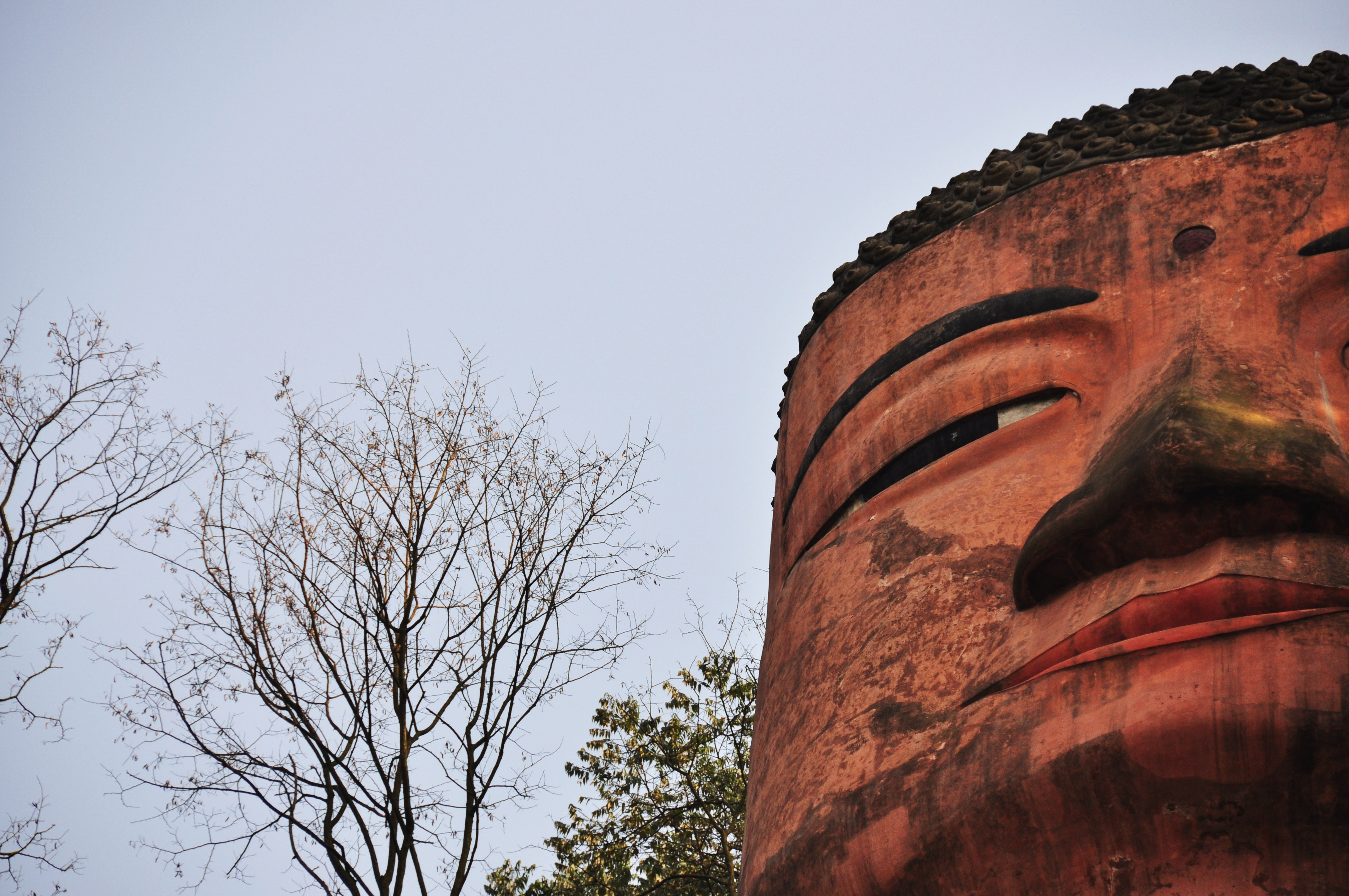 Giant Buddha Leshan | Backpacking with Bacon | Solo Travel Blog