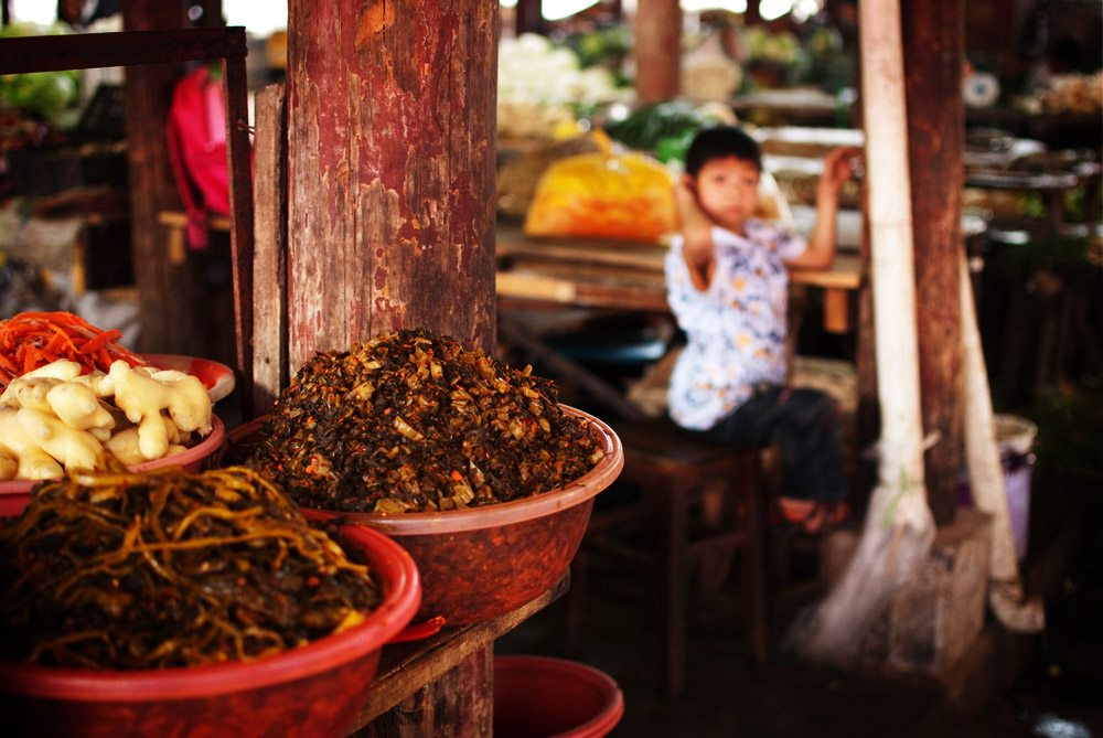 Yunnan Market | Backpacking with Bacon | Solo Budget Travel Blog