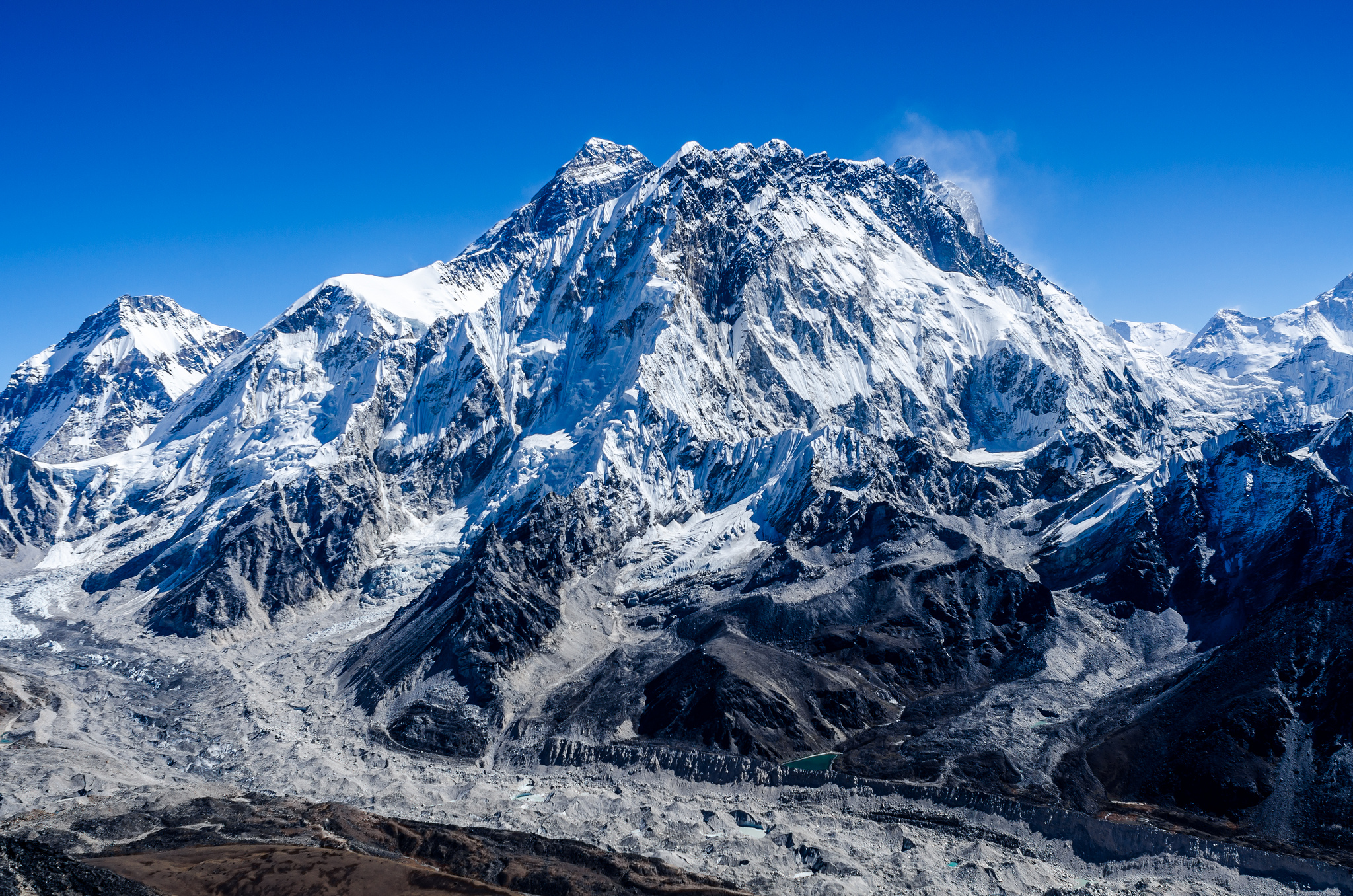 Mount Everest | Backpacking with Bacon | Backpacking Blog