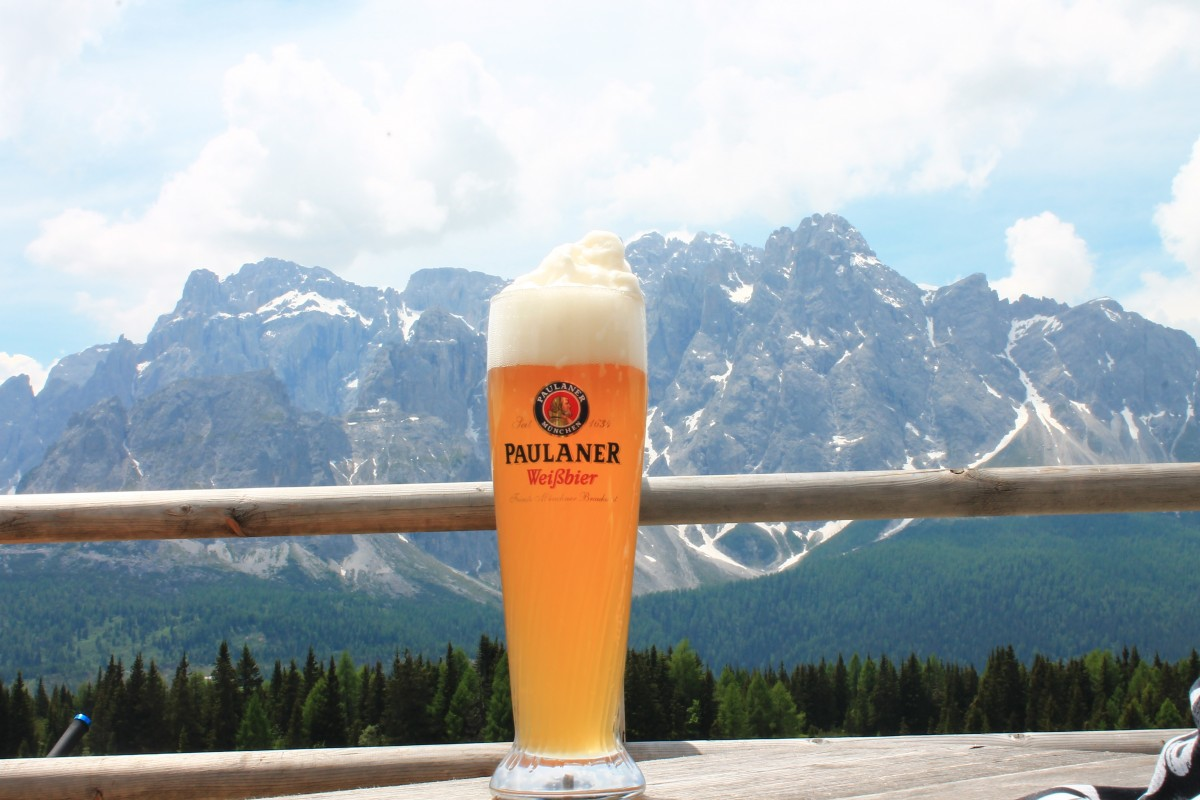 Beer Switzerland | Backpacking with Bacon | Backpacking in Switzerland