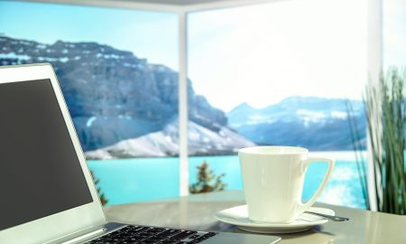 Coffee   Travelling While Working   Backpacking with Bacon