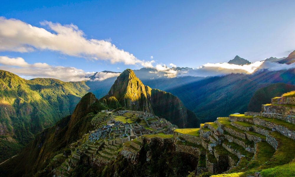 Machu Picchu View | Eight Reasons To Visit Machu Picchu | Backpacking with Bacon