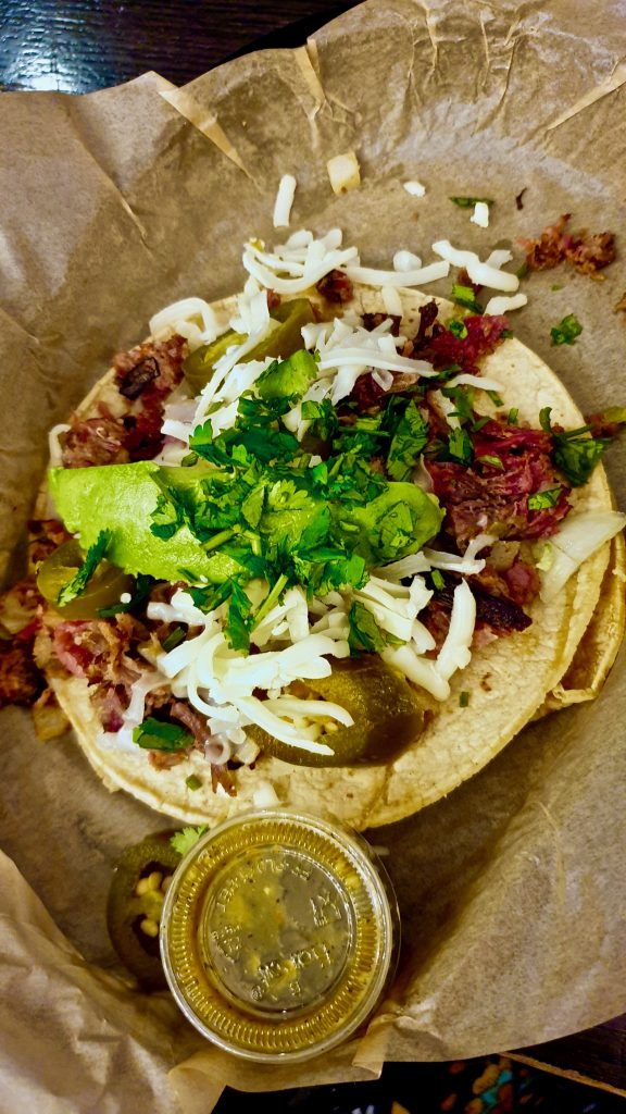Torchy's Taco | Backpacking with Bacon | Solo Travel Blog