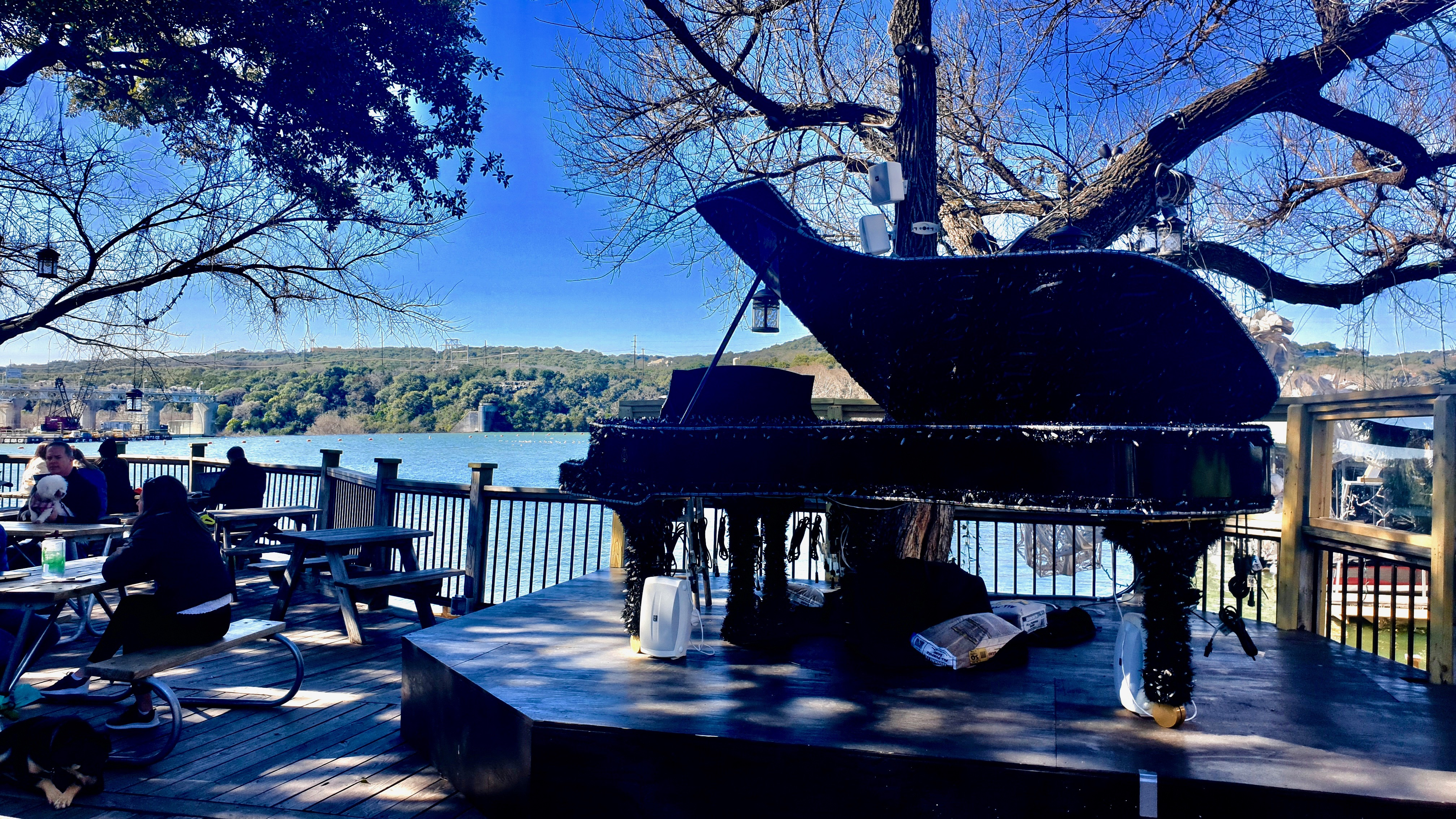 Mozart's Austin | Backpacking with Bacon | Solo Travel Blog