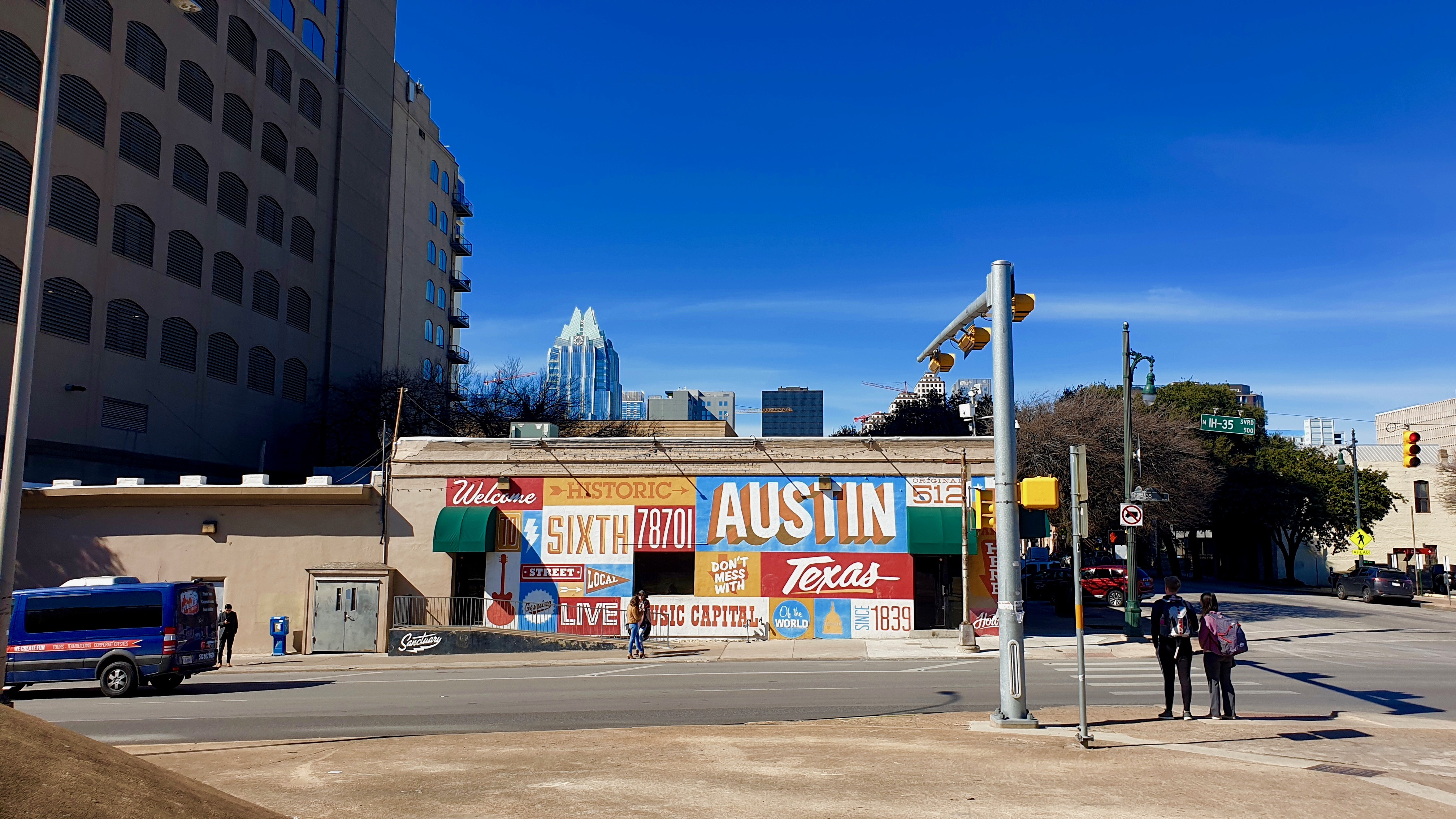 Austin Street Art | Backpacking with Bacon | Solo Travel Blog