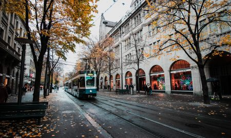 Tram | Travelling in Europe | Backpacking with Bacon